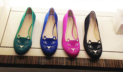 kitten flats