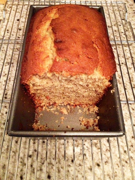 Baker's Delight: Classic Banana Walnut Bread