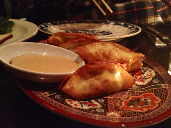 Must-try dumplings at Talde, Park Slope, Brooklyn.