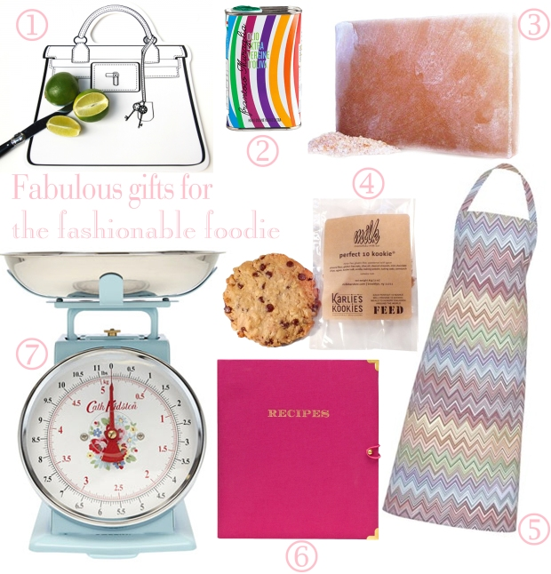 Gifts for Fashionable Foodies 3