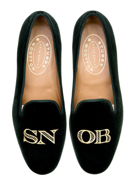 Stubbs and Wootton SNOB Slippers