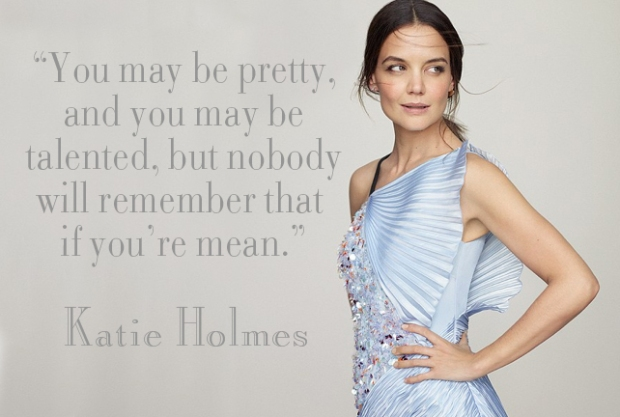 Katie Holmes Motivation Monday