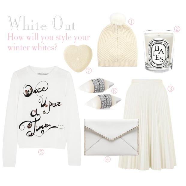 Bona Style Winter White Moodboard