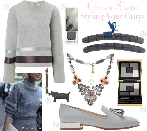 Bona Style Gray Moodboard