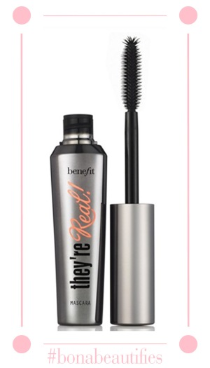 Benefit They're Real! Mascara with hashtag