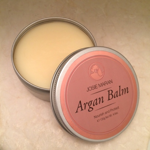 Josie Maran Argan Balm Review
