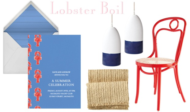 Serena & Lily Lobster